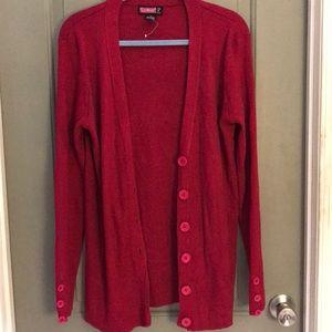 Tunic cardigan size 3X